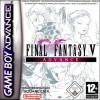 Final Fantasy V Advance Boxart