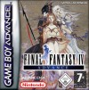 Final Fantasy IV Advance Boxart