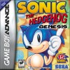 Sonic The Hedgehog Genesis Boxart